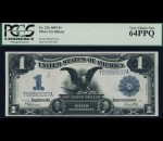 Fr. 236 1899 $1 Silver Certificate PCGS 64PPQ