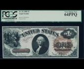 Fr. 29 1880 $1 Legal Tender PCGS 64PPQ