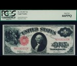 Fr. 39 1917 $1 Legal Tender PCGS 66PPQ